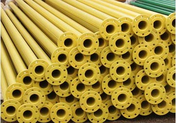 矿用涂塑钢管